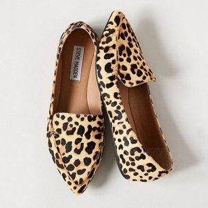 NWT Steve Madden Featherl Shoes - Leopard